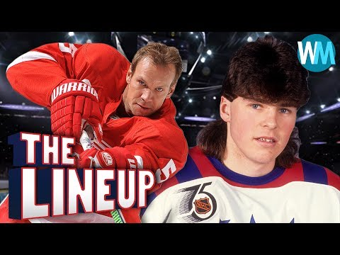 Top 10 Greatest European NHL Players of All Time - The LineUp Ep. 17