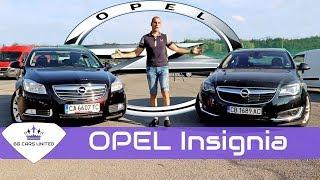 Ревю на Opel Insignia 2008 - 2017   BG Cars United