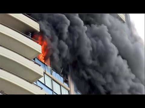 Deadly Fire Burns Honolulu High-Rise
