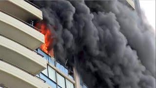 Deadly Fire Burns Honolulu High-Rise
