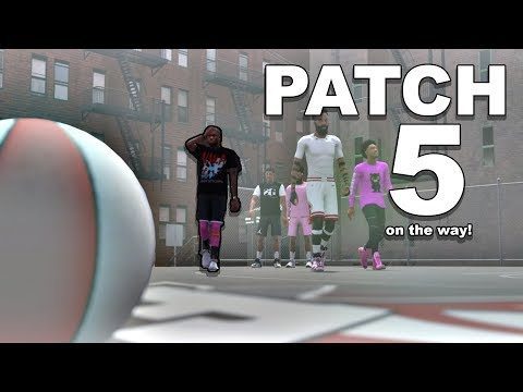 PATCH 5 COMING SOON...But we just had PATCH 4!! ENDING A 15 Game Win streak (NBA 2K18)