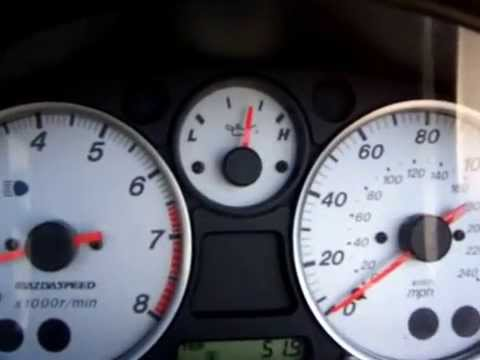 2004 Mazdaspeed Miata: 0-60, torque pulls, acceleration, and random driving