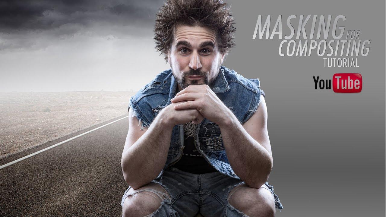Masking for composite photography photoshop cc youtube masking for composite photography photoshop cc baditri Images