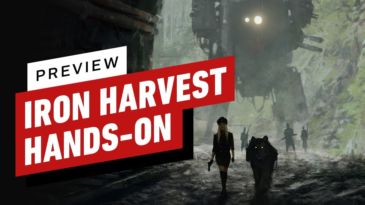 Iron Harvest Preview: Bringing Back the Classic RTS Campaign - IGN