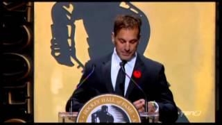 Chris Chelios Hockey Hall of Fame Induction Speech (2013)
