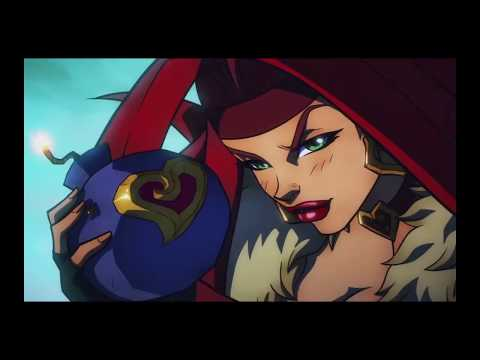 Battle Chasers: Nightwar Game Play (Bad Game part 1) |