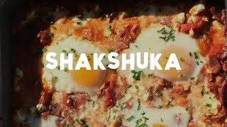 How to Make a Middle Eastern Shakshuka