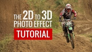 The 2D to 3D Photo Effect | TUTORIAL