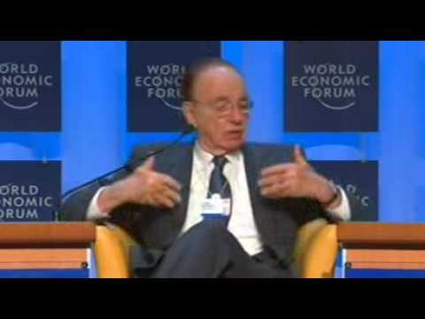 Davos Annual Meeting 2007 - Who Will Shape the Agenda?