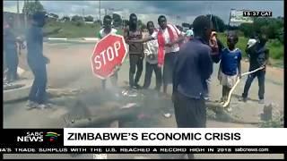 Ephert Musekiwa on the latest chaotic scenes in Zimbabwe