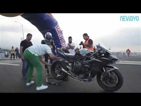 H2r Top Speed 400 Kmh Kawasaki World Record Kenan Sofuoğlu