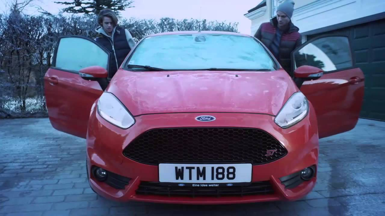 Introducing The Ford Quickclear Heated Windscreen