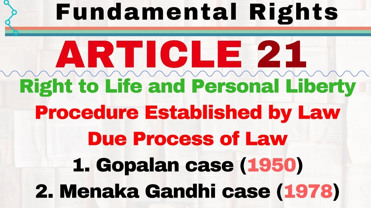 article 14 of indian constitution case laws