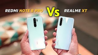 Redmi Note 8 Pro vs Realme XT Detailed Comparison |Camera Battery Performance || Best mobile in 2020