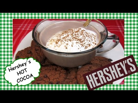 Hershey's Hot Cocoa Recipe ~ How to Make Best Hot Chocolate Milk Drink