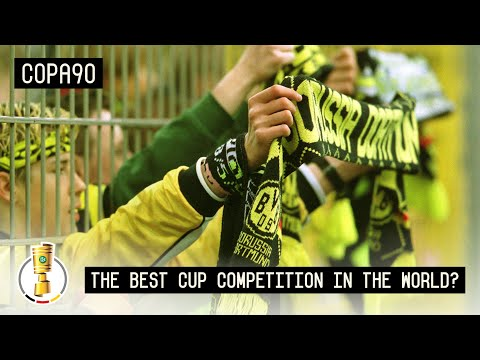 A nice little COPA90 documentary about the German DFB-Pokal.