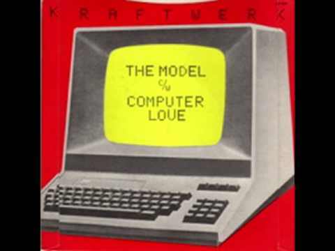 KRAFTWERK - COMPUTER LOVE (Original 45 rpm 1981 - Side One)