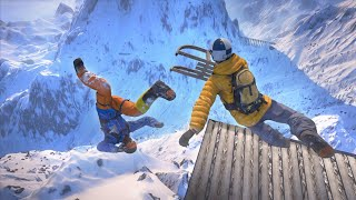 Steep Funny Ragdolls/Falls episode 1