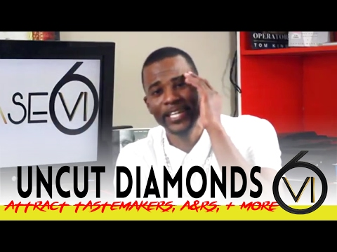 Uncut Diamonds: Attract tastemakers, investors, A&R's, executives, radio, anyone!