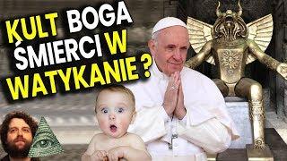 Kult Boga Śmierci w Watykanie? Pomnik Molocha przed Koloseum w Rzymie - Plociuch Spiskowe Teorie PL
