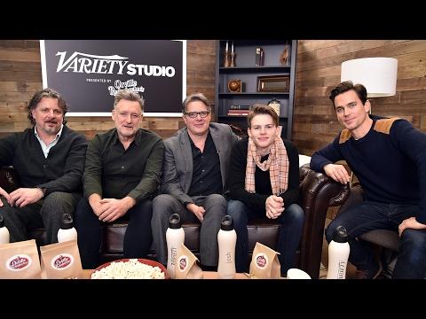 Matt Bomer, Bill Pullman & Josh Wiggins Talk 'Walking Out'