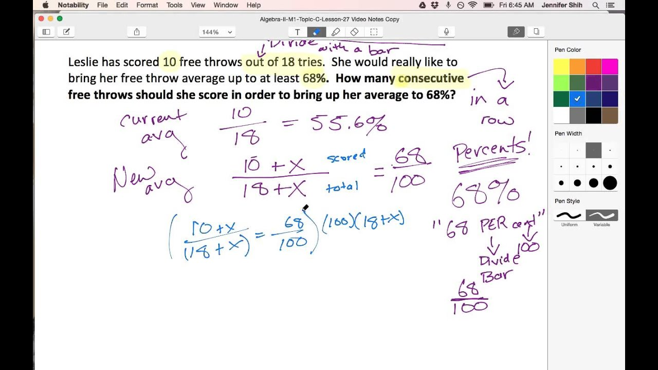 Saxon Algebra 2 - Lesson 53 - Metric Unit Conversions and Weight ...