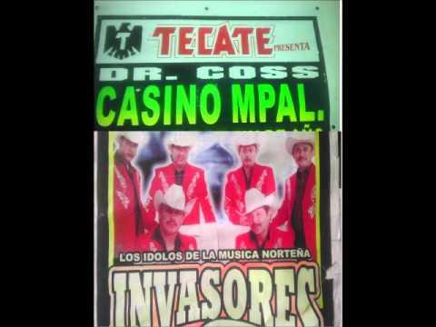 Invasores de Nuevo Leon - En Vivo en Guadalupe NL