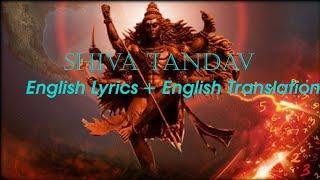 Shiva Tandav Stotram (English Lyrics + English translation)