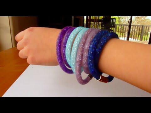 Bracelet swarovski faux