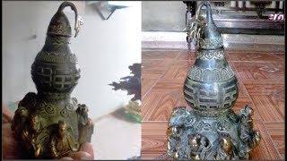 Xôn xao bình hồ lô cổ được trả giá chục tỷ ở Quảng Nam