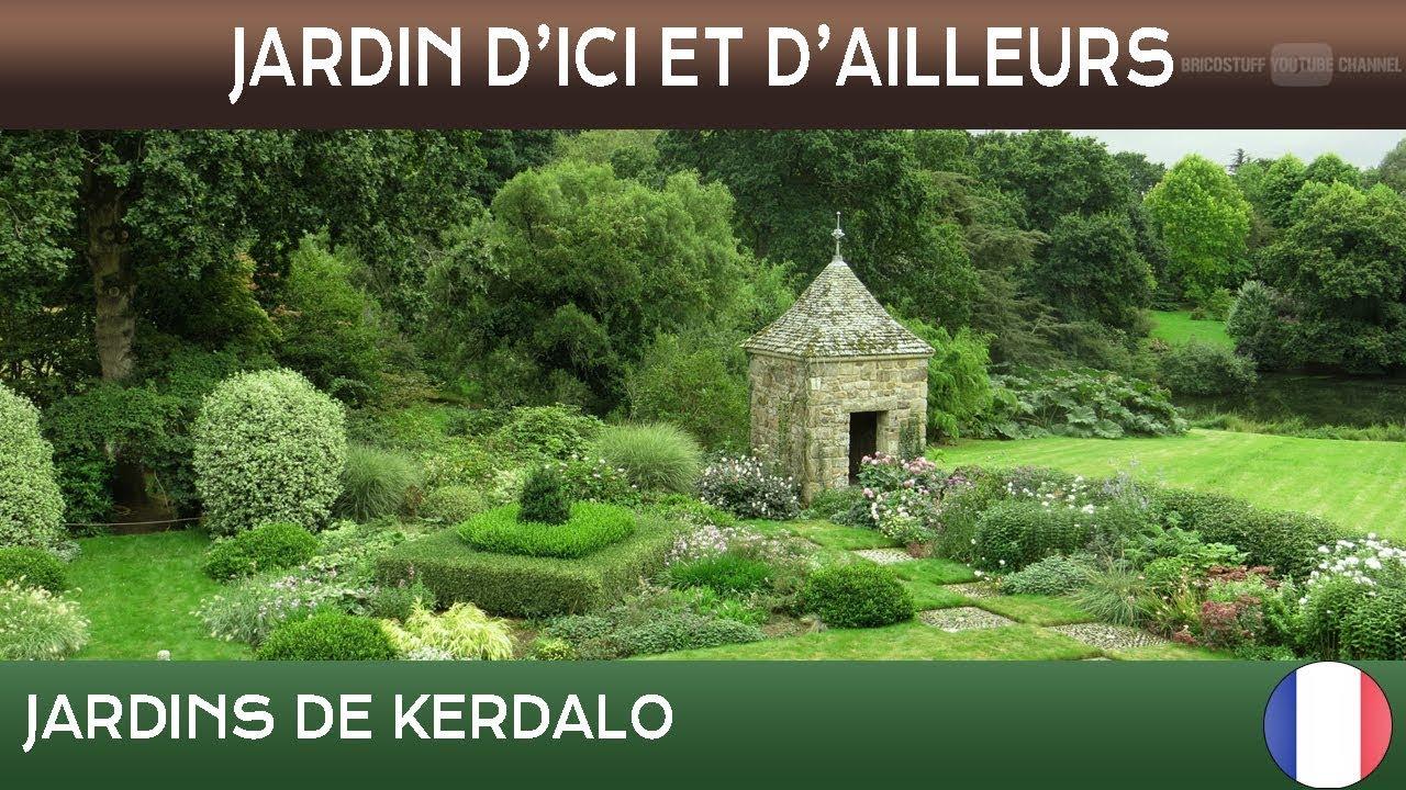 Jardins D Ici Et D Ailleurs Jardins De Kerdalo Tredarzec