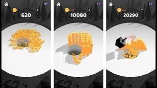 Blocksbuster Android Gameplay HD (By VOODOO)