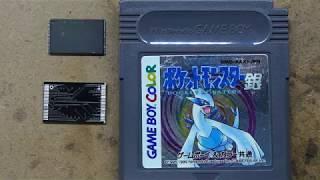 DIY RTC Game Boy Flash Cart!