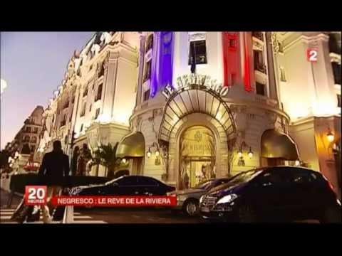 Les 100 ans du Negresco à Nice