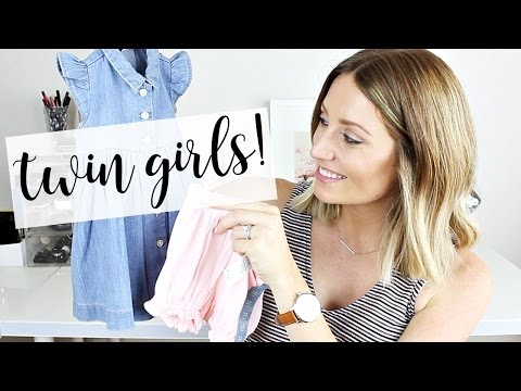 Twin Pregnancy Vlog Weeks 17 + 18: Genders, Baby Buys, Doctor's Appointents | Kendra Atkins