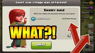 SUPERCELL HIDING DEAD BASES In Clash Of Clans?! 2 Months DEAD BASE IS BACK