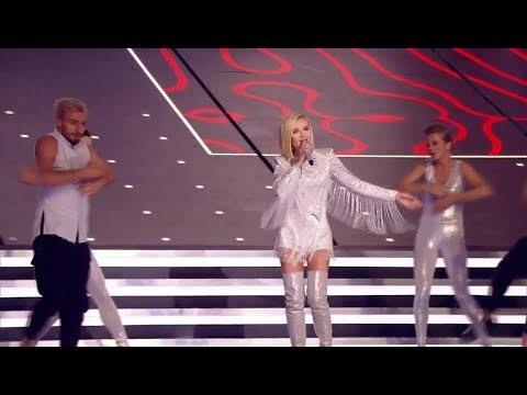 Полина Гагарина - Золотой Граммофон 2019 Москва Кремль