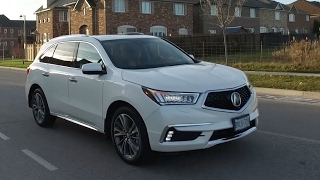2017 Acura MDX Review | Acura of Langley
