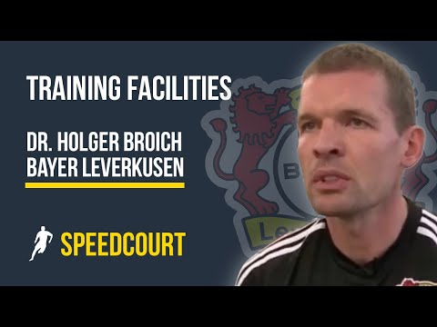 Bayern Leverkusen training facilities