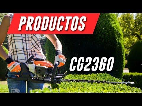 Cortasetos a gasolina Anova CG2360