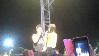 Kathniel cabanatuan singing duet