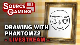 Drawing With PhantomZ2! - Livestream