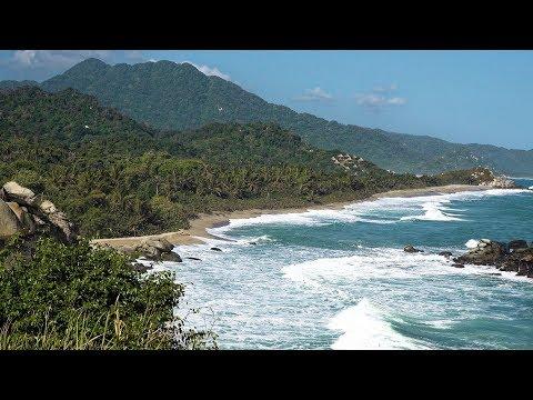tayrona-national-park,-colombia-in-4k-ultra-hd