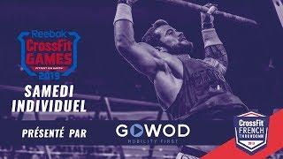 CrossFit® Games 2019 - Event 8 - Jour 3 - Présenté par GOWOD