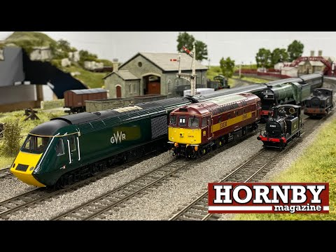Hornby Magazine Layout Update 6: May 2020 | News, Reviews, 'OO9' And More!