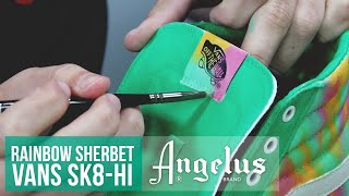 angelus paint brush