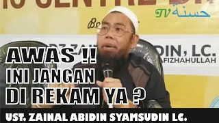 Download Video Dulu Saya Dilahirkan Dari Perut NU Ust. Zainal Abidin Lc. MP3 3GP MP4