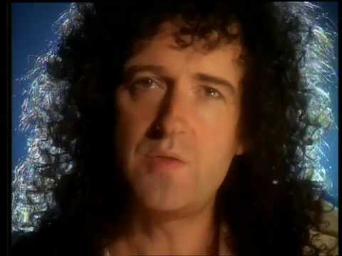 Brian May - Too Much Love Will Kill You (Official Video HQ 480p)