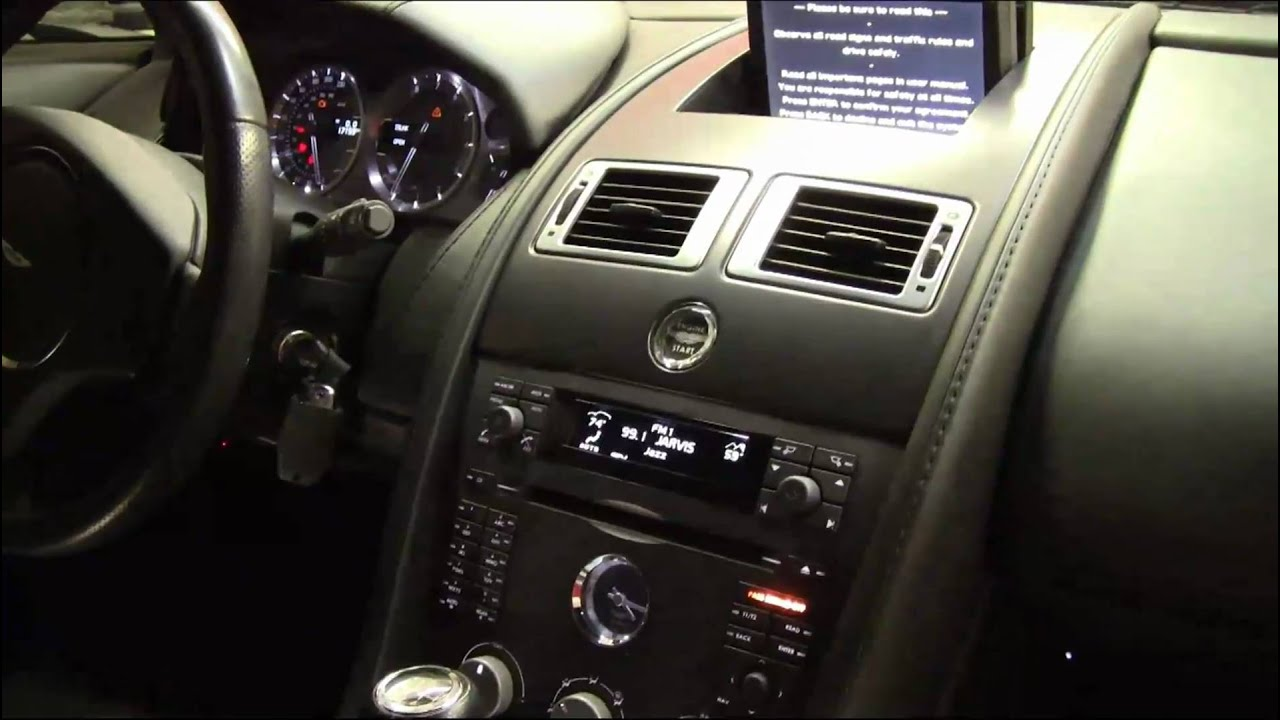 2007 Aston Martin Dash Panel Repair YouTube
