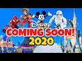 Top 10 New Disney Rides & Attractions Coming In 2020   Disney World & Disneyland
